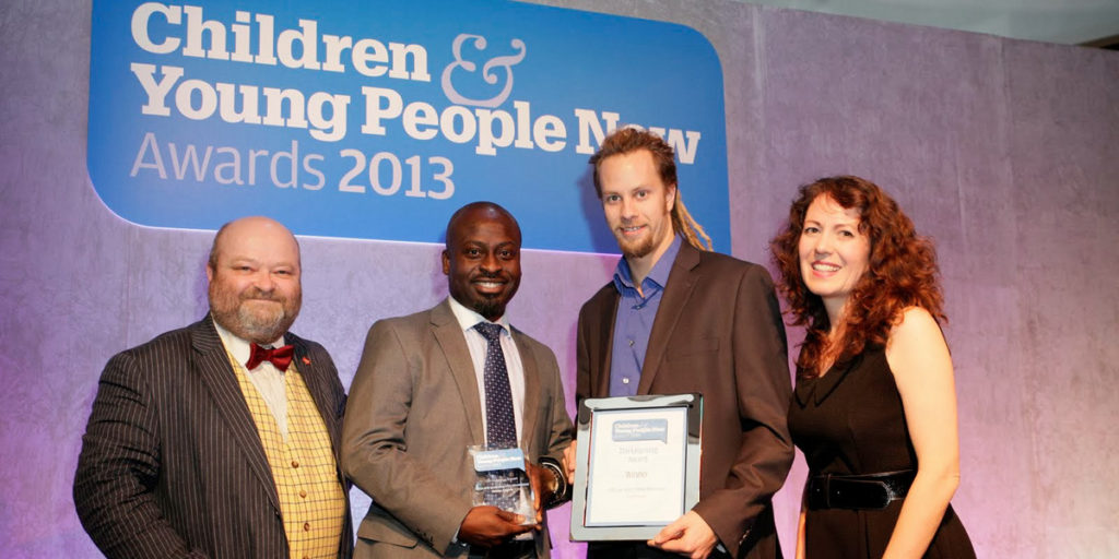 Children & Young People Now Awards 2013
